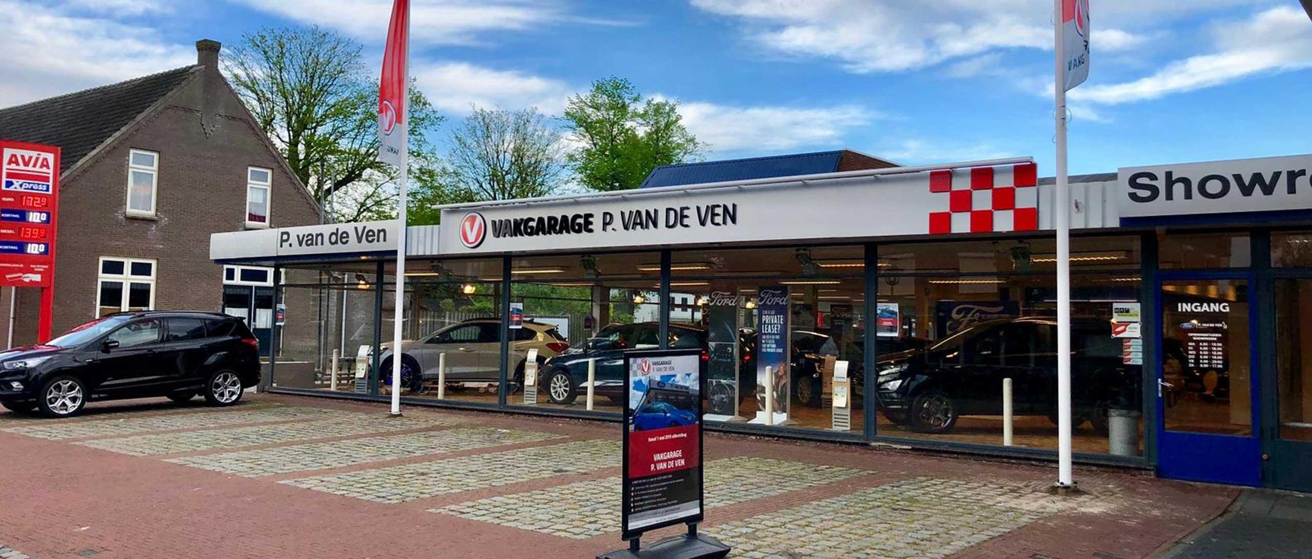 occasions bij P. van de Ven in Vessem