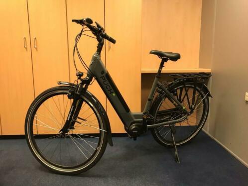 Puch E-Modern dames fiets 49 of 54 cm zwart of grijs